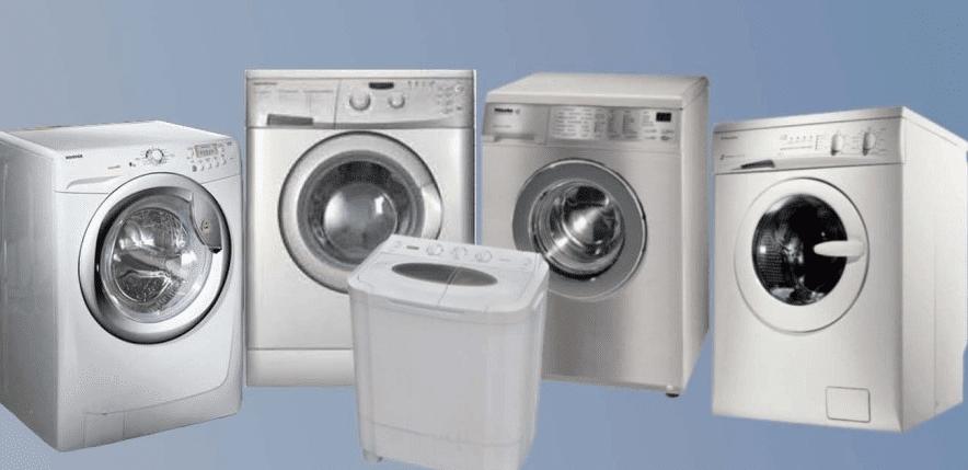 Разнообразие стиральных машин
