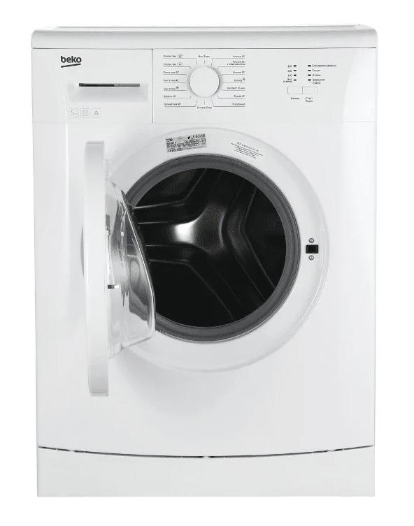 Мини стиральная машина BEKO WKB 41001 со съемной крышкой