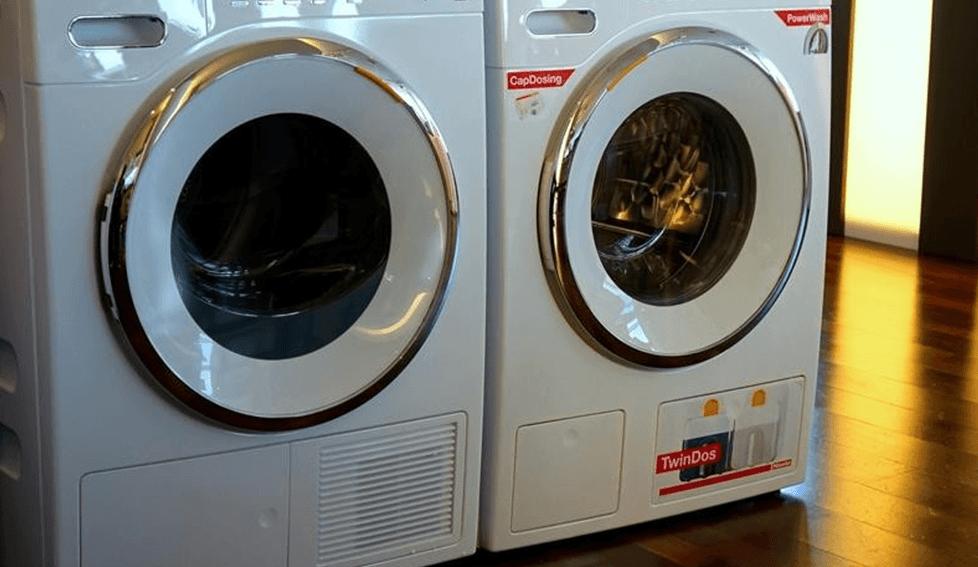 Немецкие стиральные машины - гарантия качества