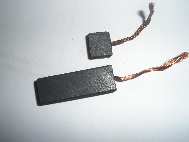 Щетки электродвигателя СМА