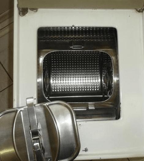 Барабанная полуавтоматическая стиральная машина