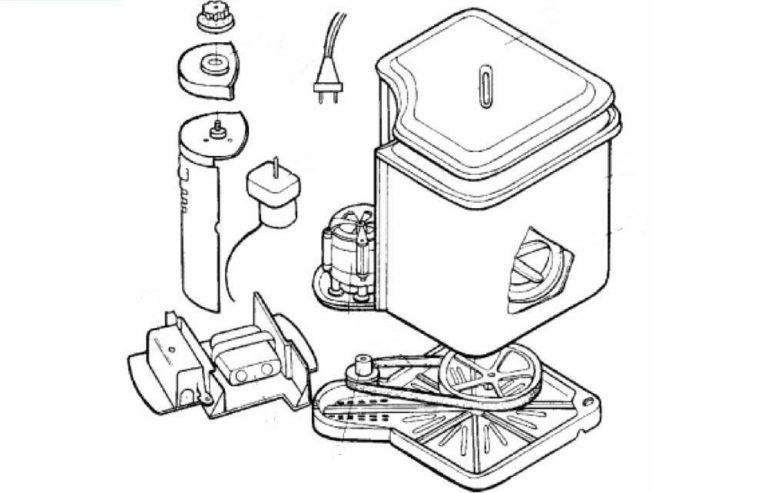 Особенности обратной сборки активаторной стиральной машины