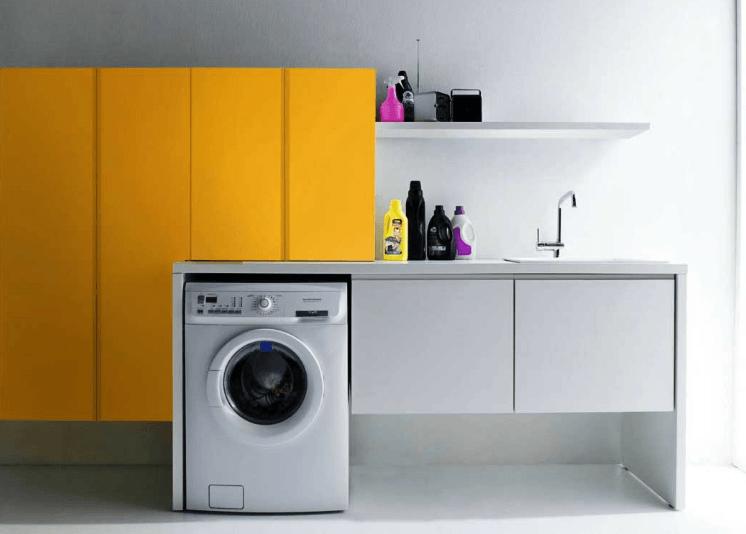 Мини СМА в ванной