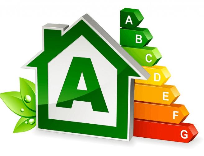Разделение классов энергоэффективности