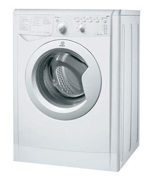 Узкая СМА Indesit IWUB 4085 класса эффективности А