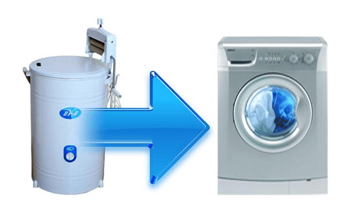 Куда сдать стиральную машину