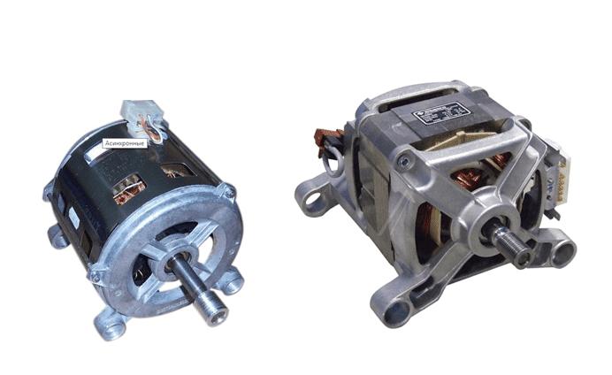 Разновидности моторов для СМА