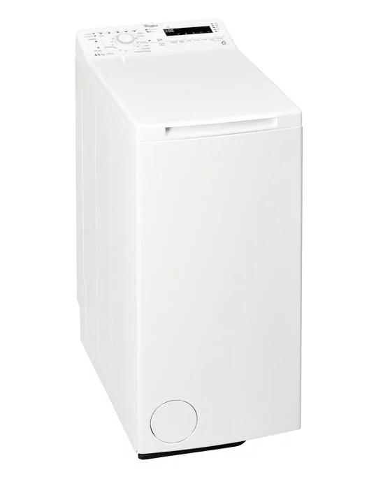 Инверторная СМА Whirlpool TDLR 60810 с вертикальной загрузкой