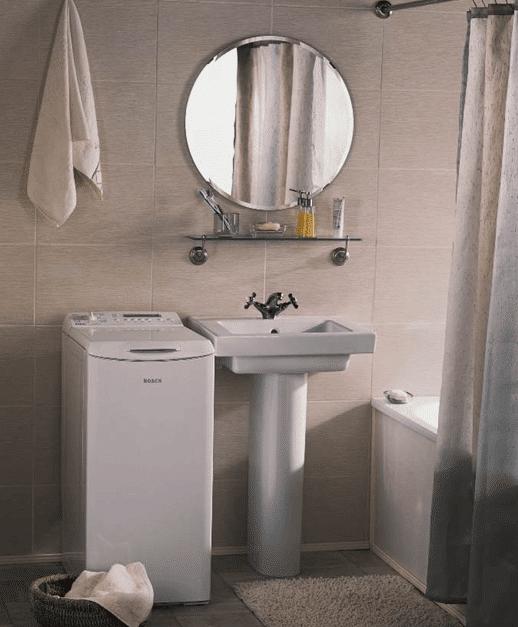 Вертикальная СМА в домашнем интерьере