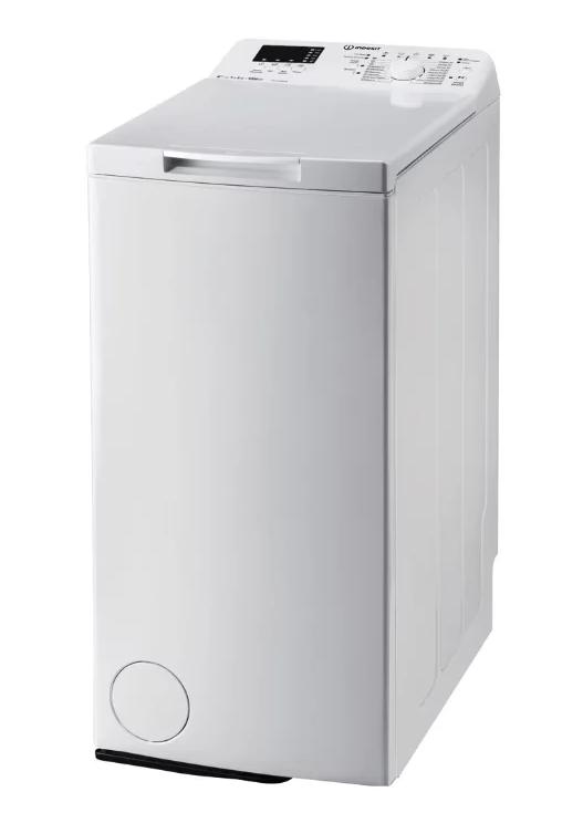 Модель Indesit ITW D 51052 W с цифровым управлением