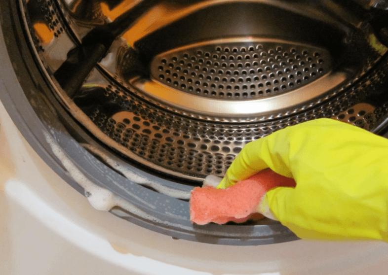 Профилактическая промывка манжеты уплотнения СМА