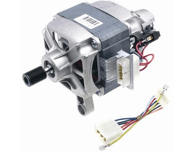 Коллекторный двигатель СМА