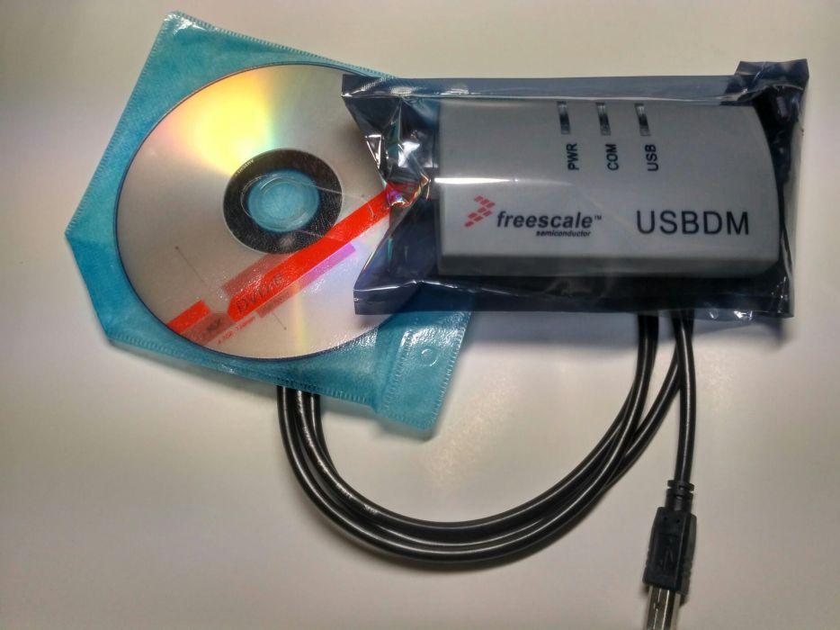 Программатор с кабелем и программным обеспечением
