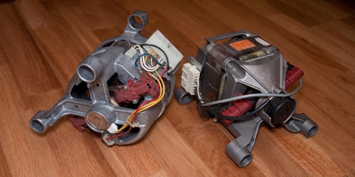 Демонтированные двигатели СМА