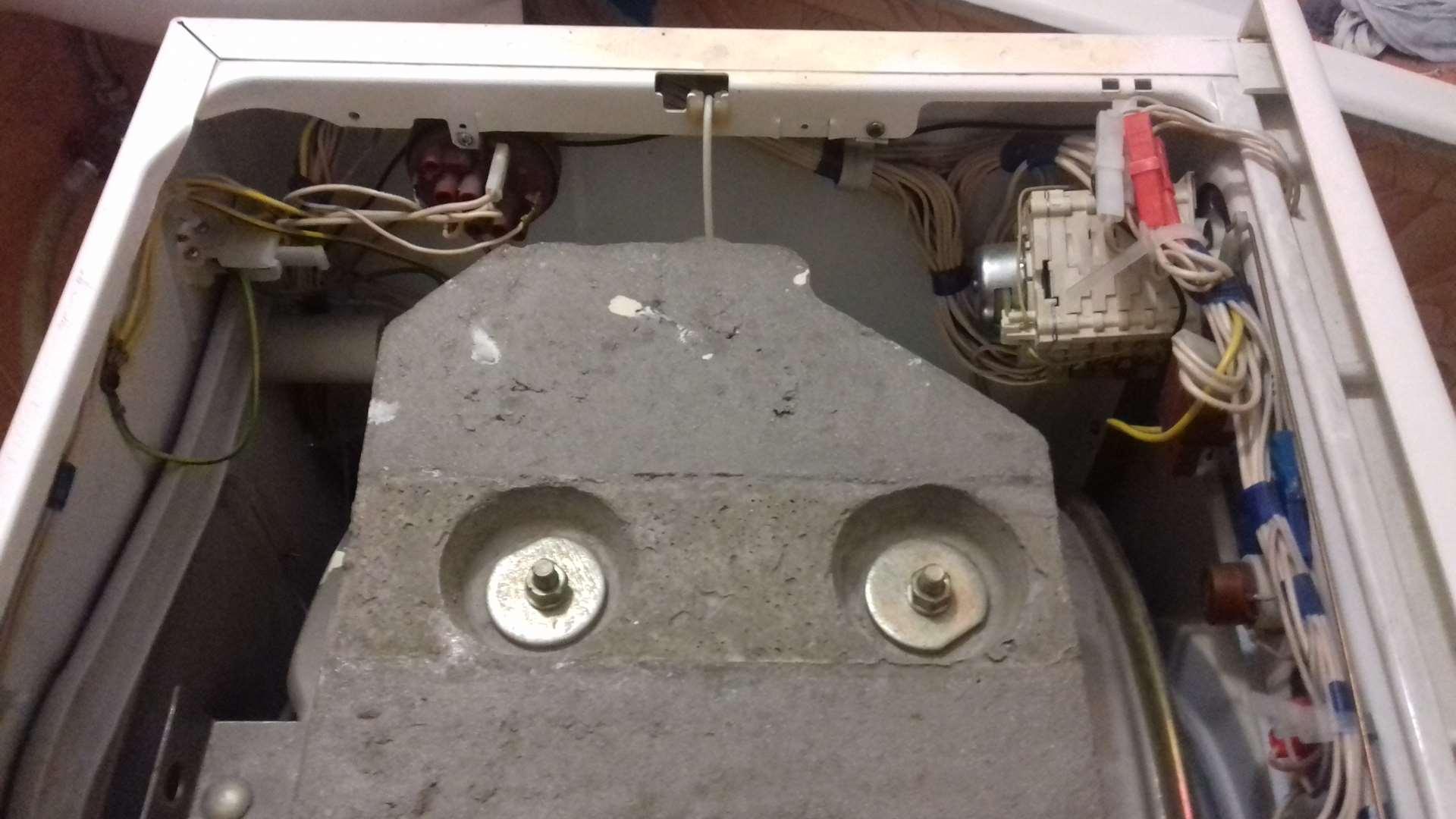 Противовес стиральной машины автомат
