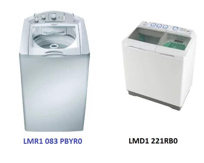 Полуавтоматические стиральный машины Мэйб