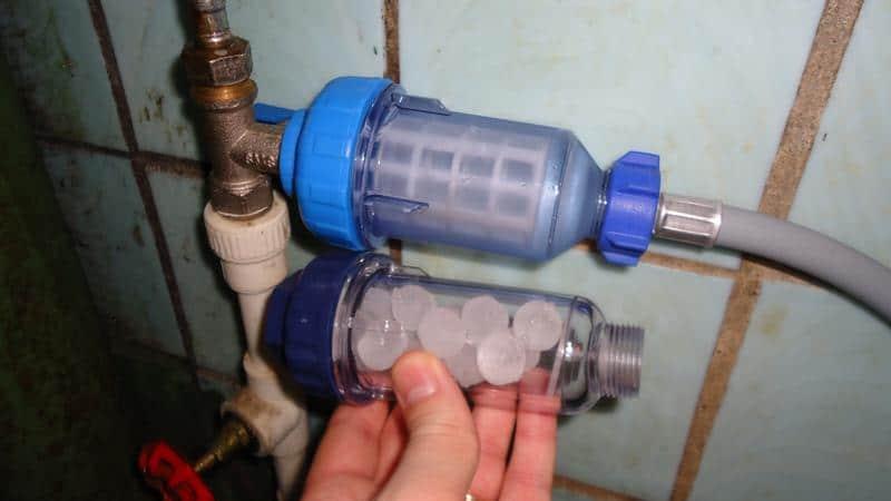 Солевые фильтры для воды