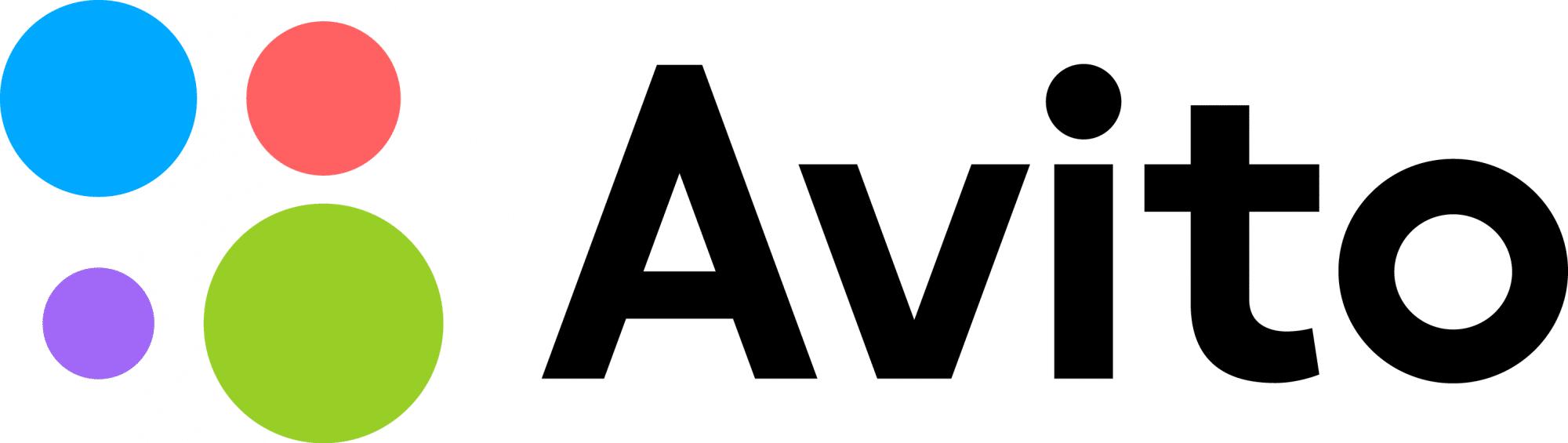 Логотип торговой площадки Авито