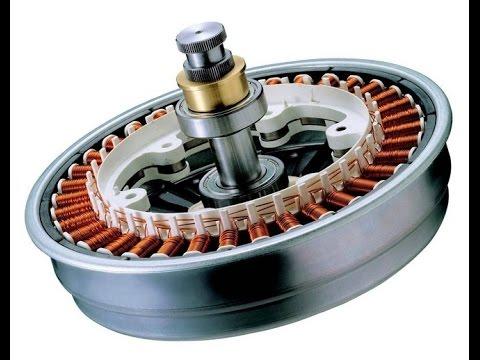 Инверторный двигатель стиральной машины-автомат