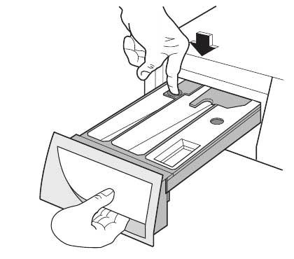 Схема демонтажа лотка-дозатора