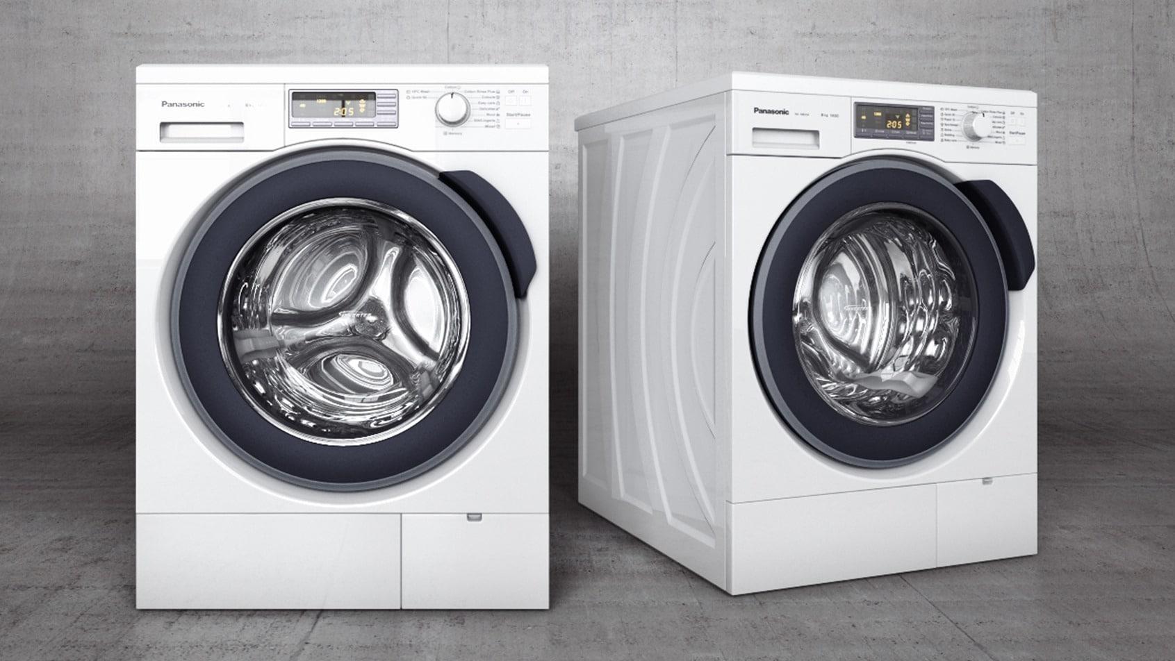 Модели стиральных машин Панасоник