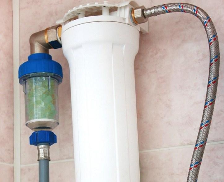 Фильтрация воды перед СМА