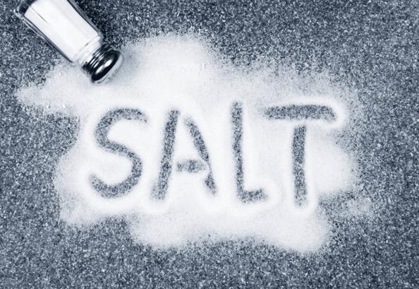 Соль для ПММ