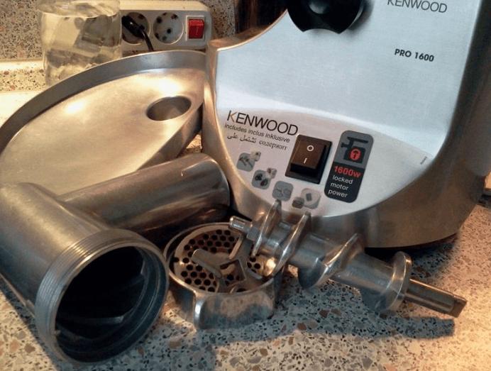 Можно ли мыть мясорубку в посудомоечной машине