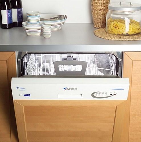 Компактная посудомоечная машина