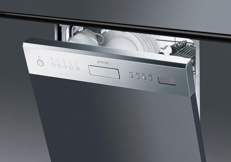 Вместительная и технологичная Smeg PLA6442X2