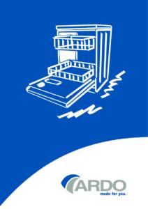 Логотип ПММ бренда Ардо