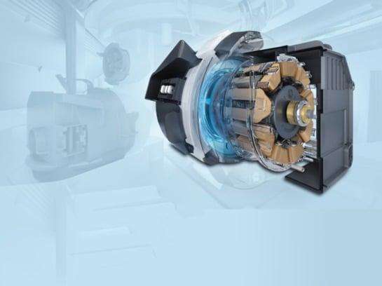 Инверторный двигатель ПММ