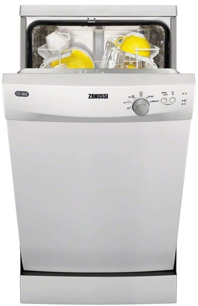 Посудомоечная машина бренда Занусси