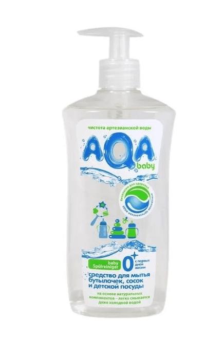 Гель для посуды AQA baby