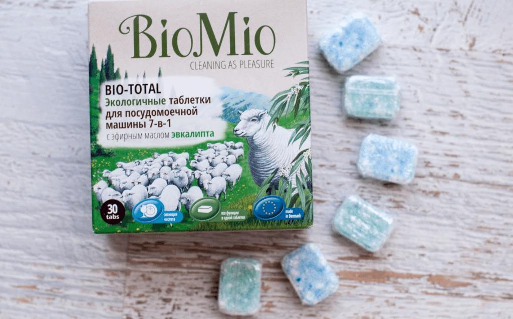 Экологичные таблетки BioMio