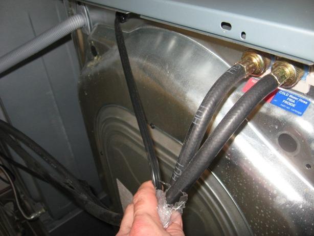 Коммуникации посудомоечной машины