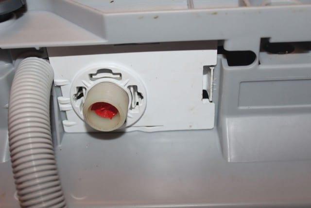 Впускной фильтр посудомоечной машины