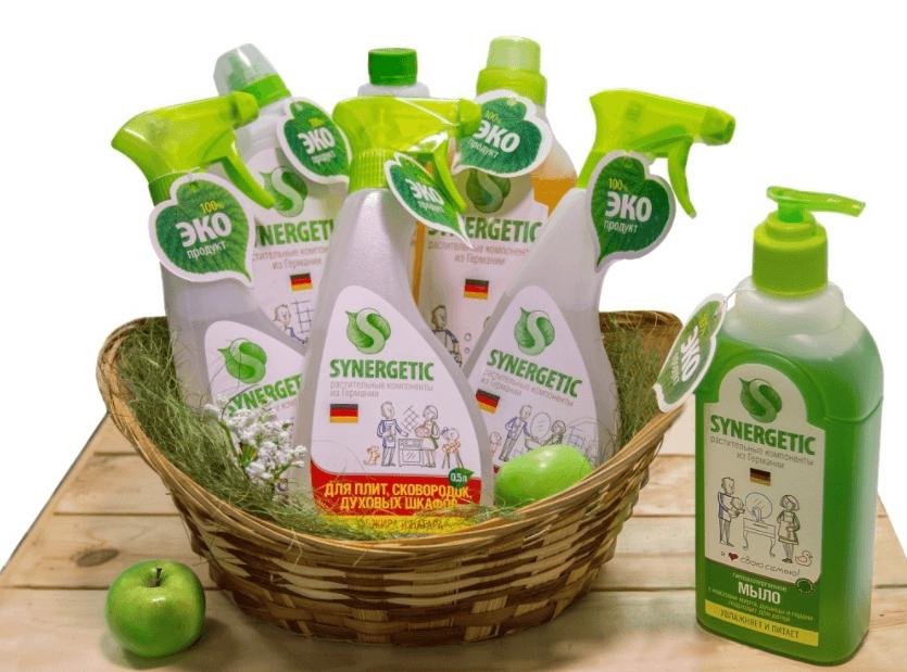 Экологические чистые средства