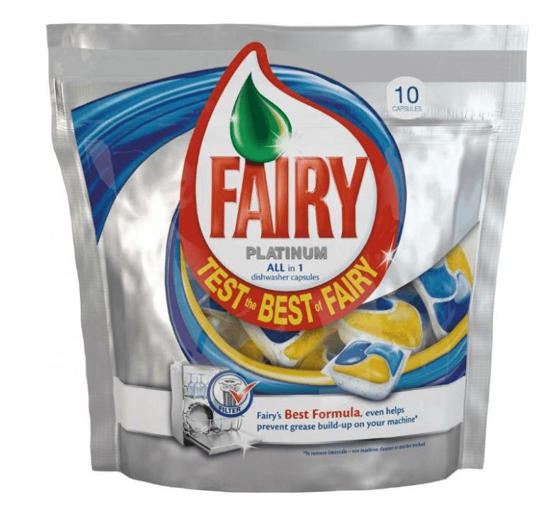 Капсулы Fairy Platinum