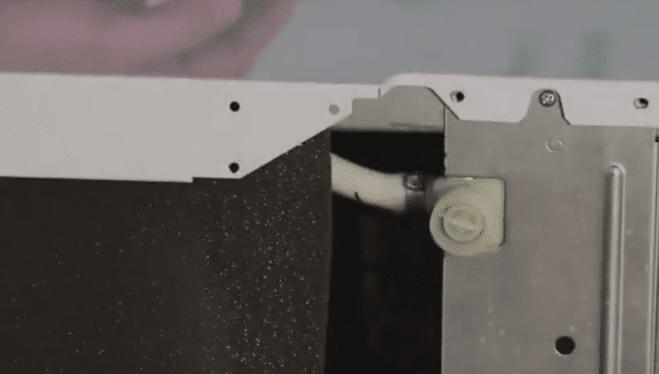 Впускной сетчатый фильтр ПММ
