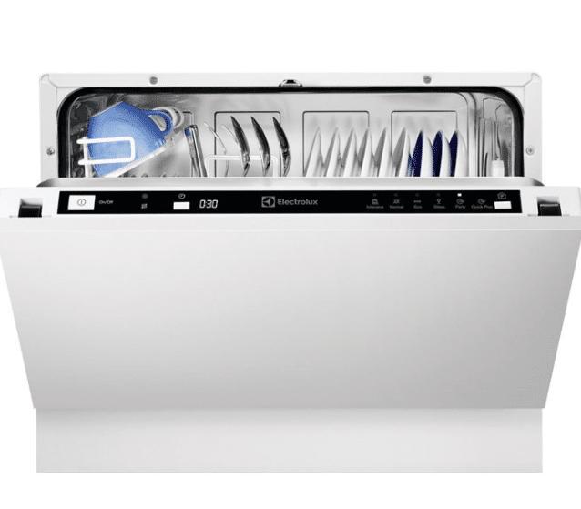 Компактная ПММ Electrolux ESL 2400 RO с сушкой