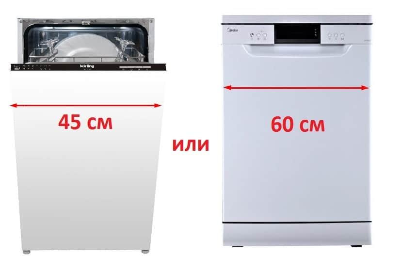 Сравнение ПММ 45 и 65 см.