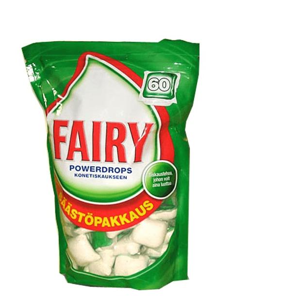 Подушечки для ПММ Fairy Powerdrops