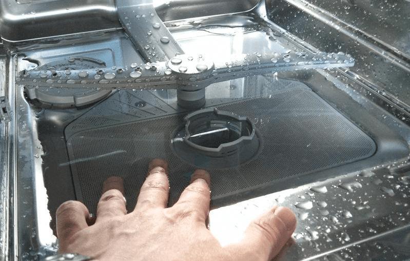 Излишняя вода в ПММ