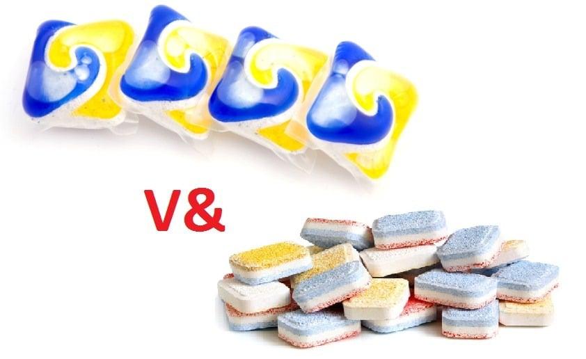 Сравнение таблеток и капсул