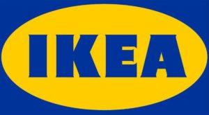 Официальный логотип Икея