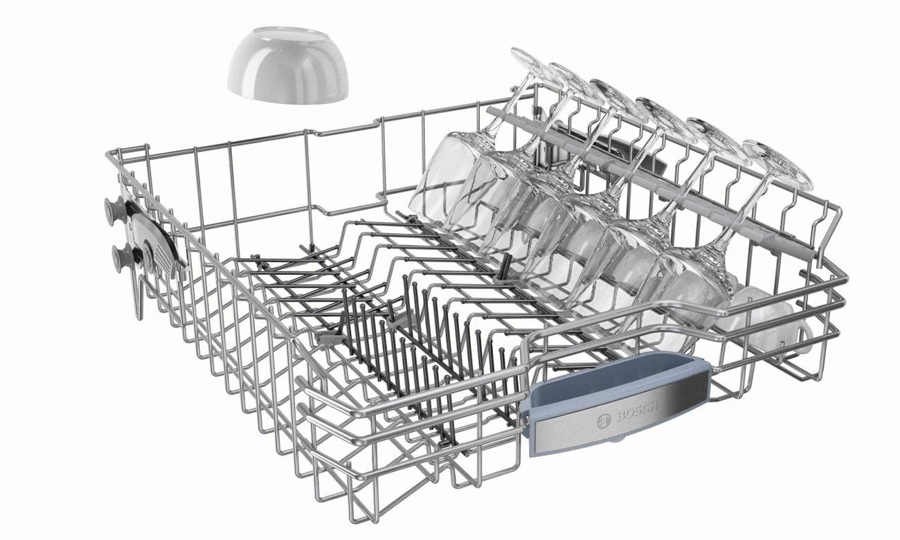 Укладка посуды в корзину VarioFlexPlus