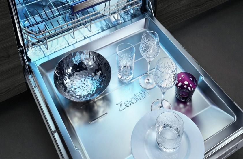 Опция Zeolith-Drying