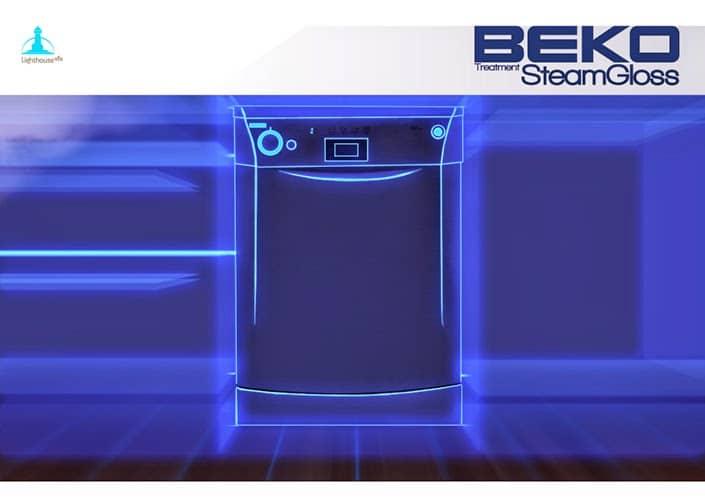 Технология SteamGloss от Беко