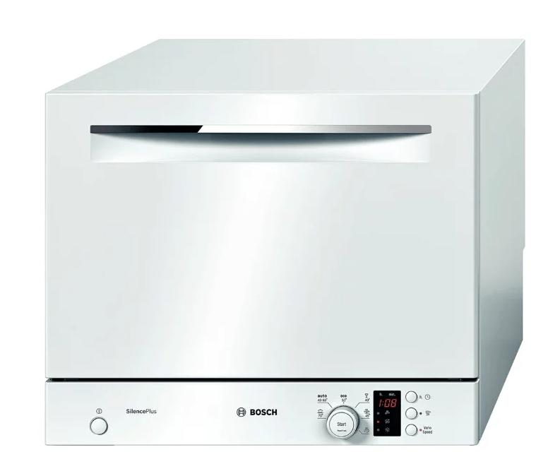 Компактная ПММ Bosch Serie 4 SKS62E22 с сушкой